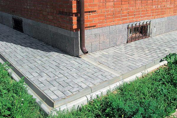 устройство тротуарной плитки